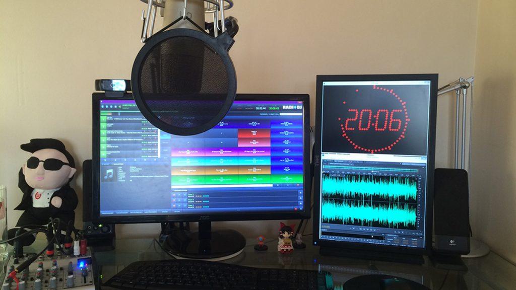 Internet Radio Setup