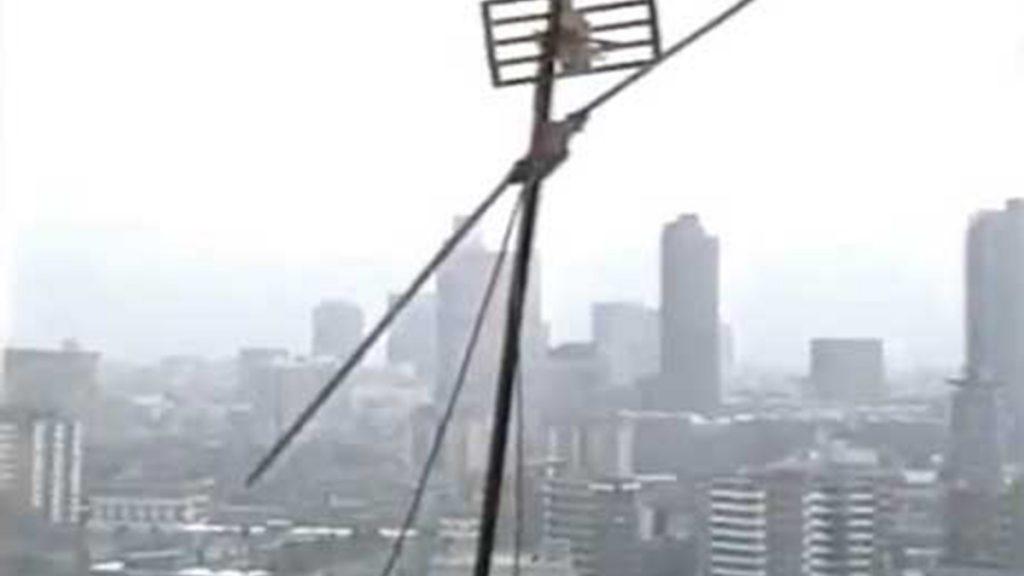Pirate Radio Antenna