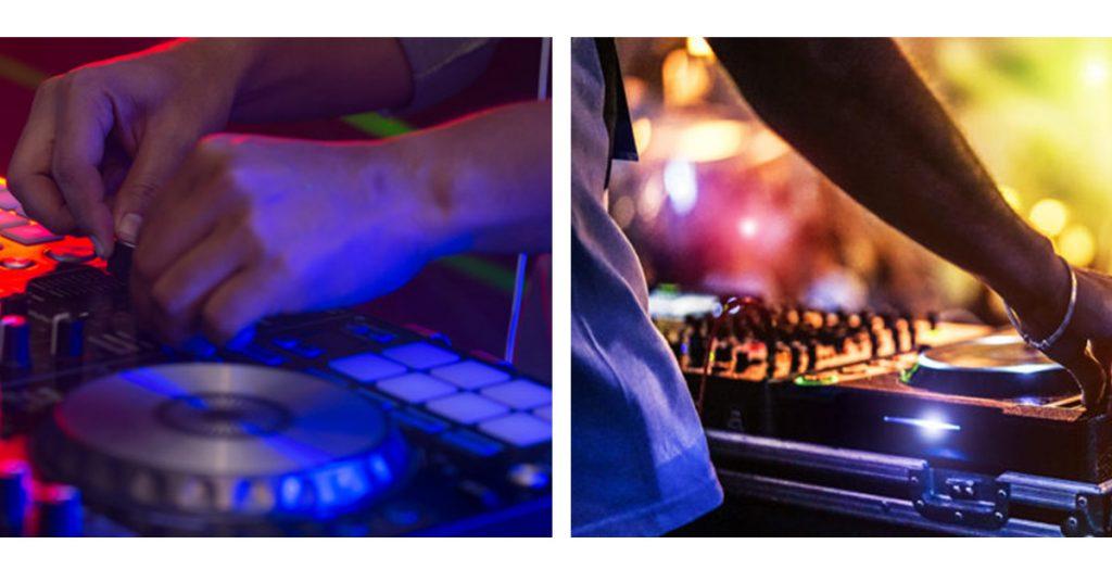 Bar DJ using a controller vs a Club DJ using Professional DJ Kit