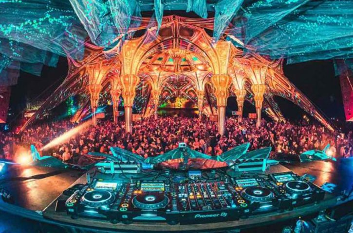Club/Festival DJ